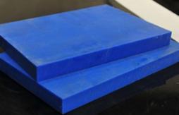 蓝色901尼龙板